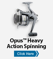 Opus™ Heavy Action Spinning