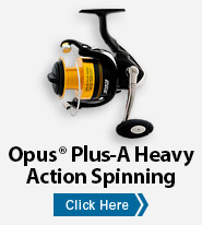 Opus® Plus-A Heavy Action Spinning