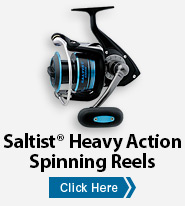 Saltist® Heavy Action Spinning Reels