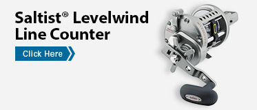 Saltist® Levelwind Line Counter