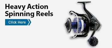 Heavy Action Spinning Reels
