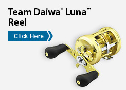 Team Daiwa® Luna™ Reel
