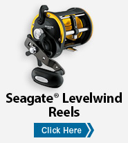 Seagate® Levelwind Reels