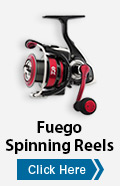 Fuego Spinning Reels