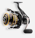Black Gold Spinning Reels