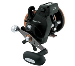 Line Counter Reels With Counter Balanced Handle daiwa sg27lc3b